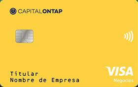 Capital on Tap Tarjeta Empresarial